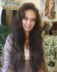 Наращивание волос в Москве в салоне
