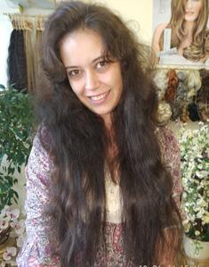 Наращивание волос Dream Hairs в Москве