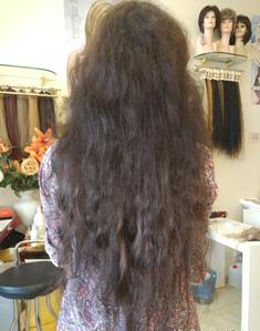 Наращивание волос в Москве