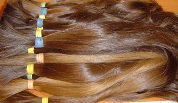 Как отличить славянские волосы от подделки
